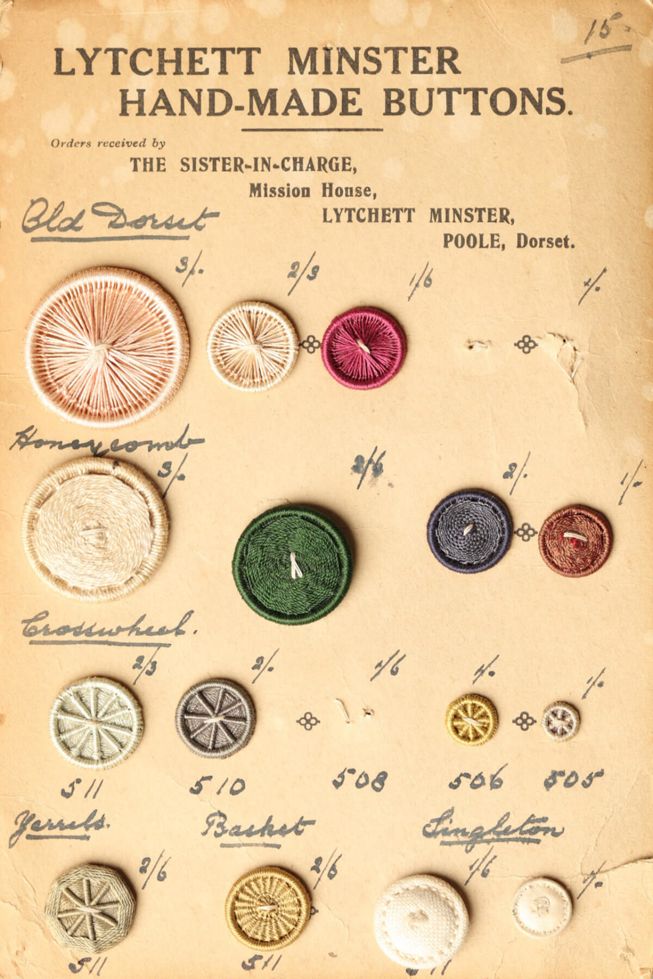 dorset-museum-objects-Selection-of-Dorset-buttons